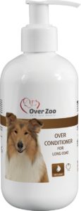 Over conditioner for long coat.