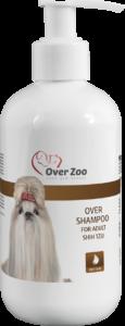 Over shampoo for Shih Tzu